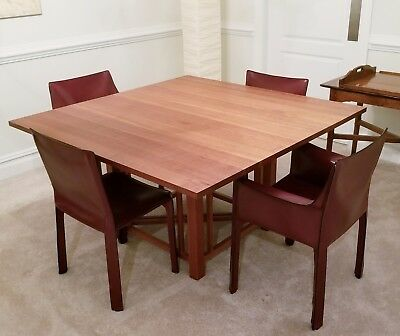 Thos Moser Dining Table