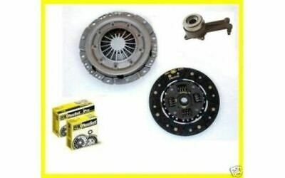 Clutch Kit 3pc Cover+Plate+CSC 230mm 623315934 LuK Genuine Quality Replacement