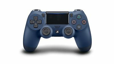 Sony DualShock 4  PS4 Wireless Controller (Midnight Blue)-New