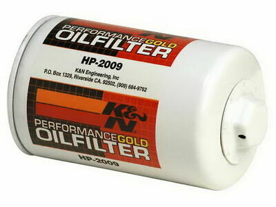 For 1986-2005, 2008-2009 Mercury Sable Oil Filter K&N 24835GP 1987 1988 1989