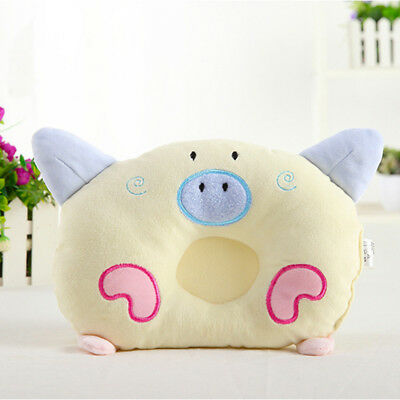 Soft Baby Cot Pillow Prevent Flat Head Memory Cushion Sleeping Neck Support Pads