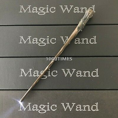Harry Potter Ron Weasleys Magic Wand  Wizard w/ Light Up Cosplay Costume