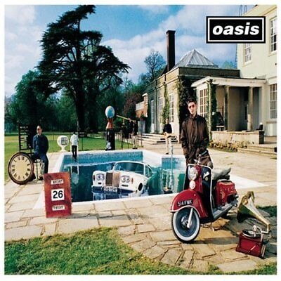 OASIS Be Here Now CD