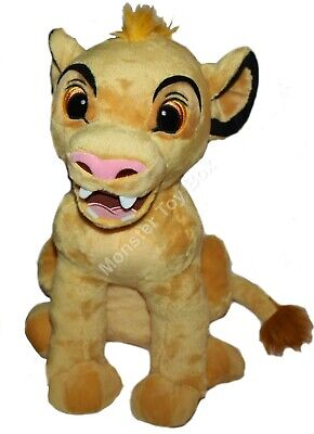Lion King Plush Simba Disney Parks Authentic New US Seller Free Ship