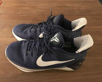 brand new 093fb 48b36 Nike Youth Boys Basketball Shoes Kobe A.D GS Navy 86998-406 6Y