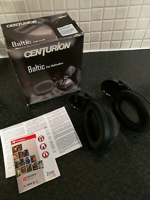 Centurion Baltic Ear Defenders S41C Connect Helmet Mounted 1125 & 1100 SNR 25db