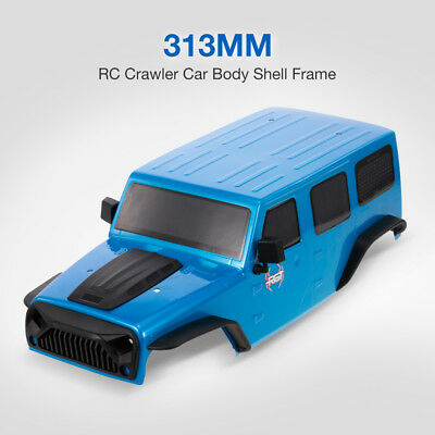 RGT Body Shell for 1//10 RGT 86100 HSP HPI Traxxas Redcat RC4WD Tamiya Jeep R6M3