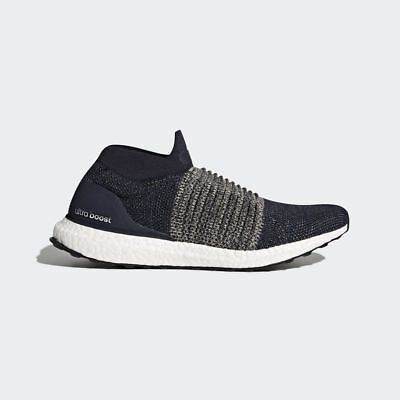 49ca4d6eb ADIDAS ORIGINALS ULTRA Boost Laceless Legend Ink Blue-BB6135 ...