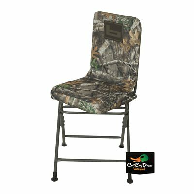 Tremendous Banded Waterfowl Hunting Swivel Blind Chair Tall Realtree Theyellowbook Wood Chair Design Ideas Theyellowbookinfo