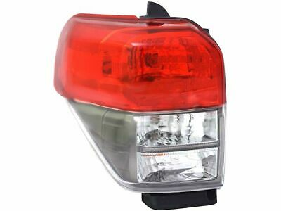 TYC NSF Right Side Tail Light Lamp Assembly for Toyota 4Runner 2010-2013 Black