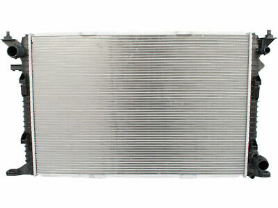 For 2012-2017 Audi A6 Quattro Radiator TYC 63896DY 2013 2014 2015 2016