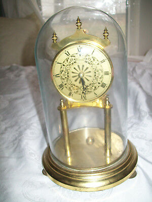 Vintage KUNDO KIENINGER & OBERGFELL Anniversary Clock PARTS ONLY West Germany
