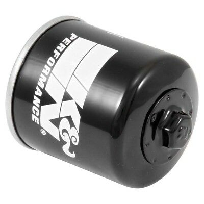 Powersports Replacement Performance Engine Oil Filter Spin On K and N KN-153 K&N