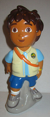 Collectible Diego Character Bubble Bath Bottle