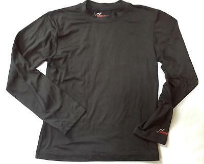 Watson's Watson black base layer long sleeve shirt Small S 7 8
