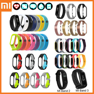 Original Xiaomi Mi Band 3 Smart Wristband Bracelet OLED Display Waterproof Lot