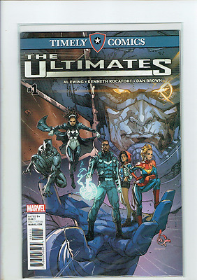 Timely Comics: Ultimates #1 MARVEL