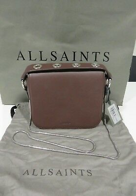 84d410e4801 ALL SAINTS BNWT Brown Cane Canvas Oversize Tote Bag - £10.50 ...