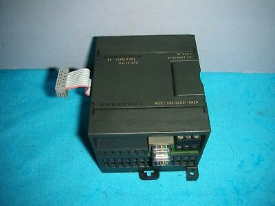 1PC USED Siemens 6GK7243-1EX01-0XE0