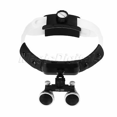 Dental Loupes Magnifier Surgical Loupes Binocular Magnifier 3.5X For Dentists