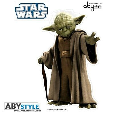 Star Wars Yoda Sticker-Set