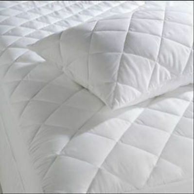 Extra Deep Quilted Matress Mattress Protector Fitted Bed Cover !!!