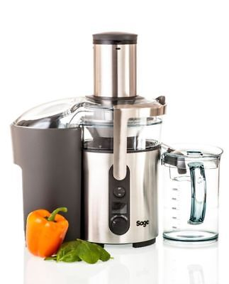 Sage by Heston Blumenthal Nutri Juicer Plus (BJE520UK)