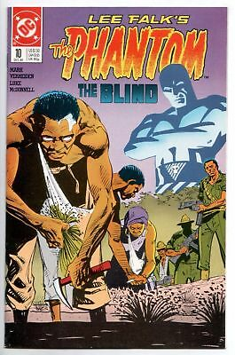 The Phantom #10 (DC, 1989) VF