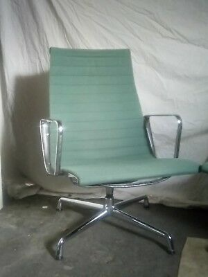 Genuine Pair of Charles Eames Chairs