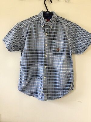 TOMMY HILFIGER CHILDS SHIRT 6 years