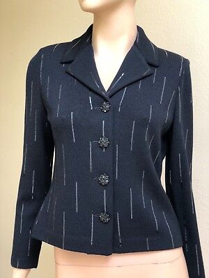 St. John Collection By Marie Gray Size 2 Jacket