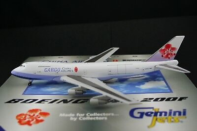 China Airlines Cargo Boeing 747-200F B-18751 Gemini Jets GJCAL127 Scale 1:400