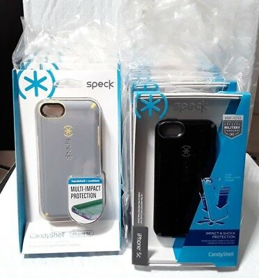 Lot of 16 Speck iPhone 5C Candyshell Cases New Factory Sealed