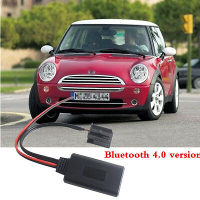 12V BLUETOOTH ADAPTER Aux Cable For BMW Mini One Cooper S