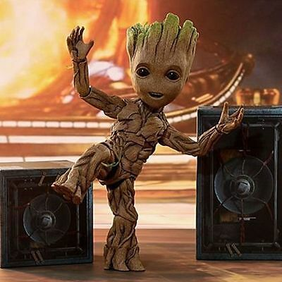 Guardians of the Galaxy Baby Groot 1:1 Scale Action Figure Toys Gifts Collection