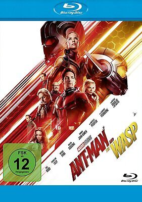 Ant-Man and the Wasp - (Evangeline Lilly) # BLU-RAY-NEU