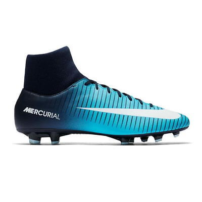 huge selection of 8a3b3 131de NIKE MERCURIAL VICTORY DF Mens FG Football Boots UK 6 US 7 EUR 40 REF 4334^