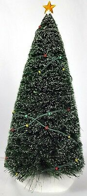 "DEPARTMENT 56  Village Accessory  ""TWINKLING LIT TOWN TREE""  #56-52837"