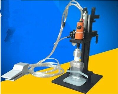 Pneumatic Cap Sealer Sealing Machine Electric Bottle Capping Machine New ii