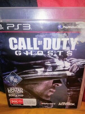 Call of Duty: Ghosts - Sony PS3 PAL