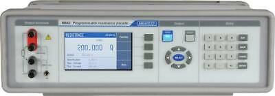 Meatest M642 Programmable Precision Resistance Decade 0.1Ω to 20MΩ, 200ppm