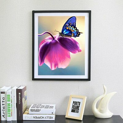 3D DIY Animal Painting Floral Picture Home Decoration Diamond Embroidery Ki ES