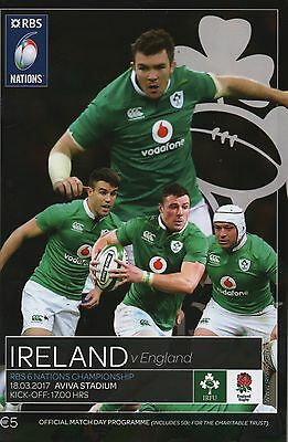 2017  Ireland v England  (RBS 6 Nations)