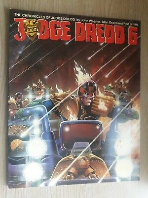 chronicles of judge dredd 6