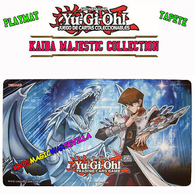 YUGIOH Playmat Kaiba's Majestic Collection NEW - Tapete