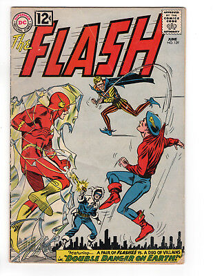 "FLASH #129 - Grade 5.0 - ""A Pair of Flashes!"""