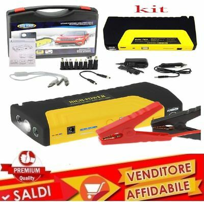 CAR JUMP STARTER portable of emergency Battery Booster Charger