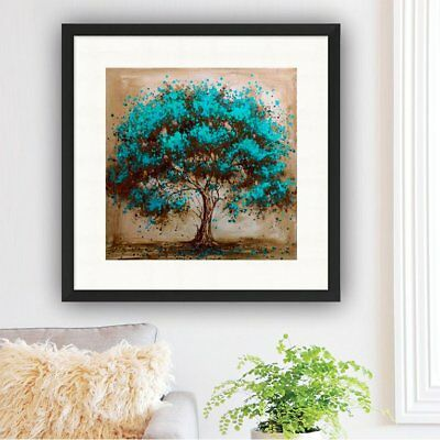 Diamond Embroidered Home Landscape Tree Full of Diamonds Painting Home Dec ES