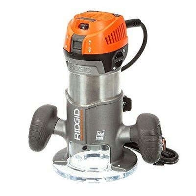Ridgid, R22002, 2 HP Fixed Base Router