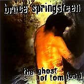 The Ghost Of Tom Joad by Bruce Springsteen (CD)